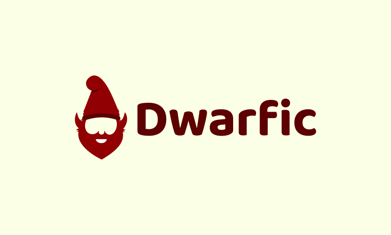 Dwarfic - Photography business name for sale