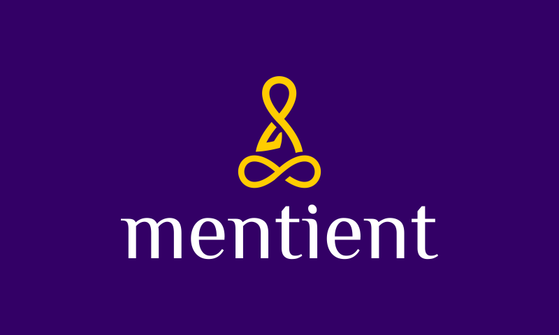 Mentient - Fitness domain name for sale