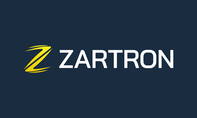 Zartron - Technology business name for sale
