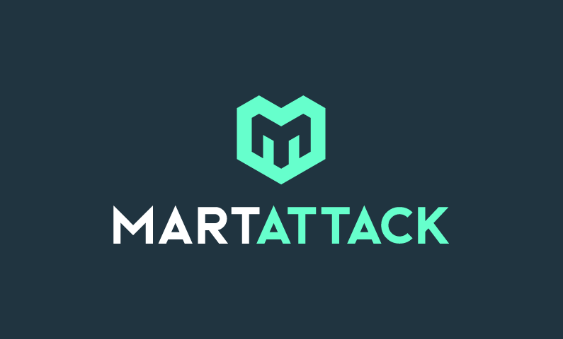 Martattack - E-commerce company name for sale