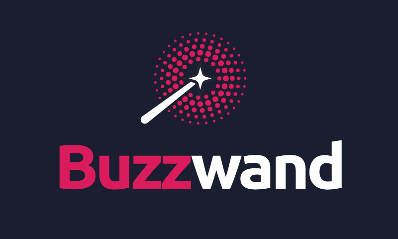 Buzzwand - Technology brand name for sale