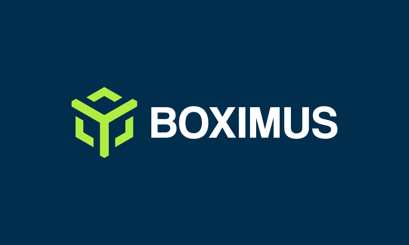 Boximus - Retail business name for sale