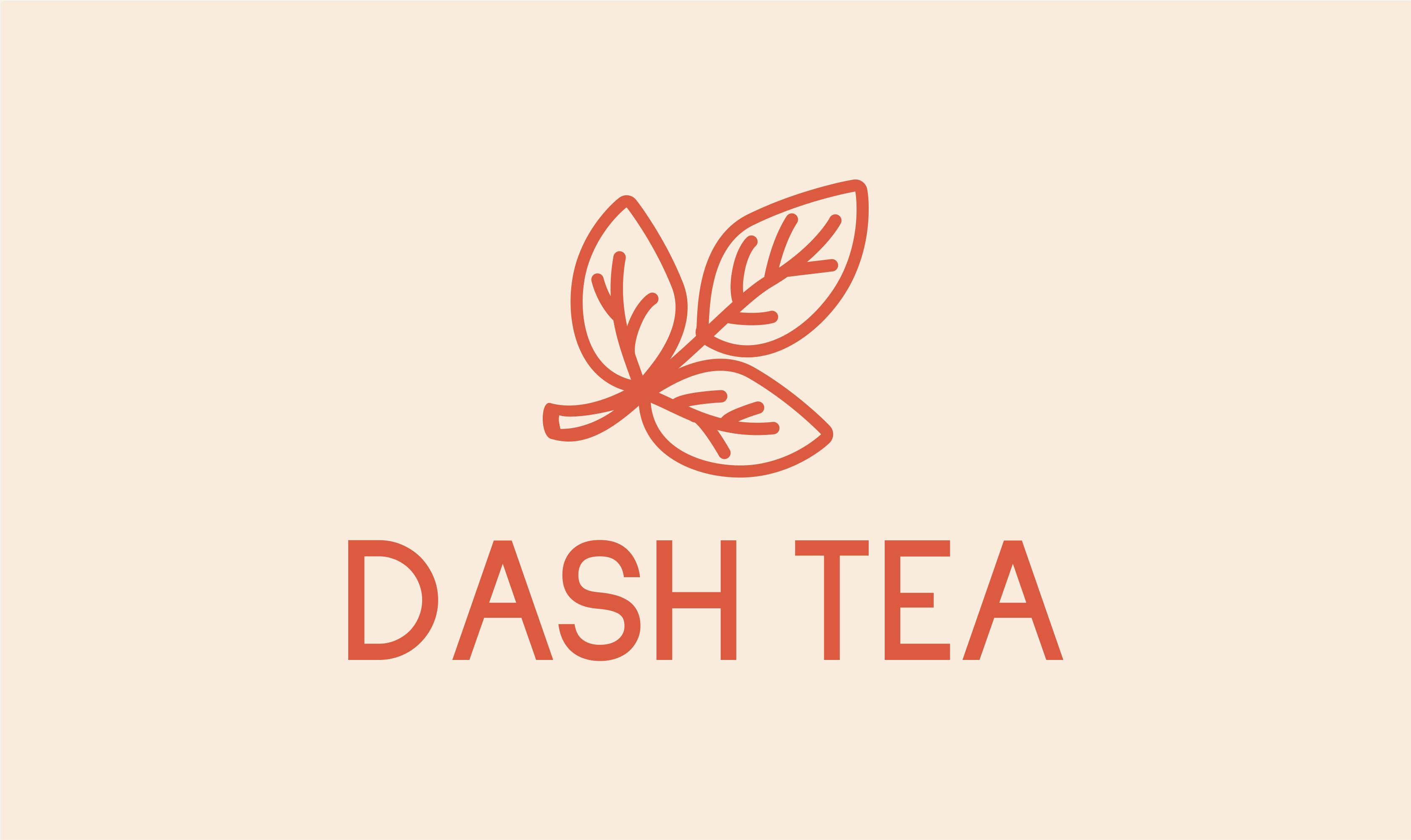 Dashtea - E-commerce company name for sale