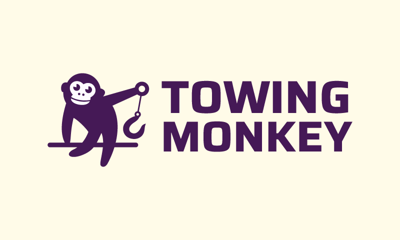 Towingmonkey - Transport brand name for sale