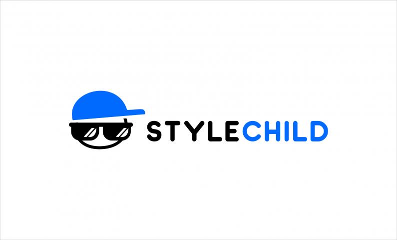 stylechild logo - Stylish and memorable domain name