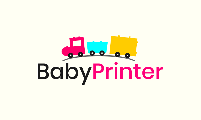 Babyprinter - Appealing brand name for sale