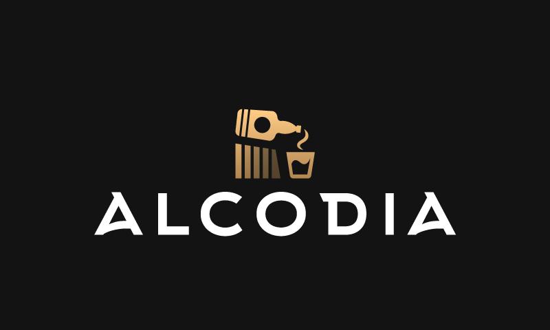 Alcodia - Drinks brand name for sale
