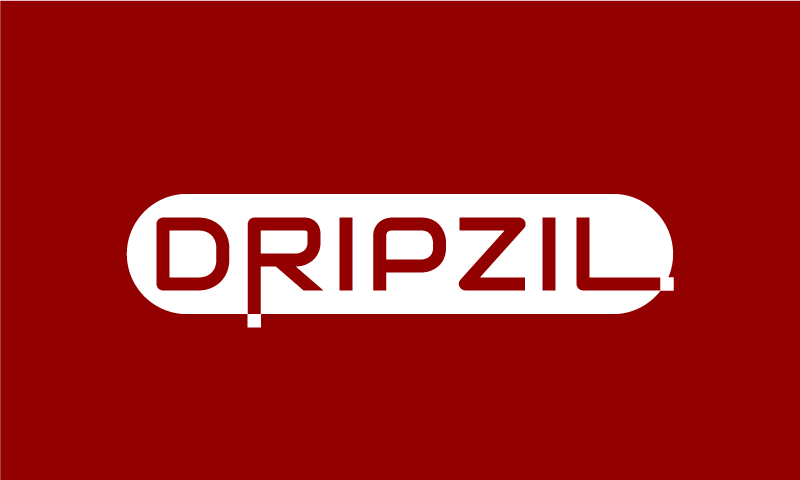 Dripzil - Technology brand name for sale