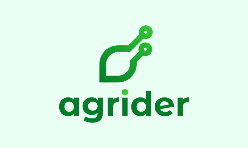 Agrider - Business startup name for sale