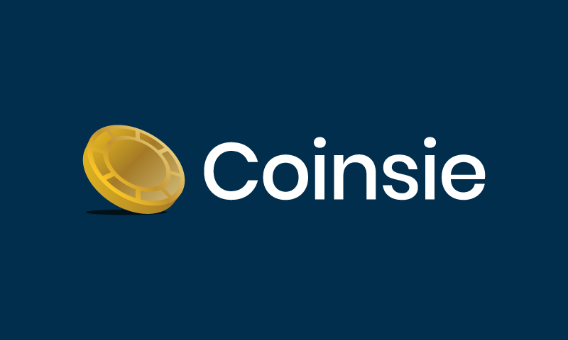 Coinsie - Cryptocurrency brand name for sale