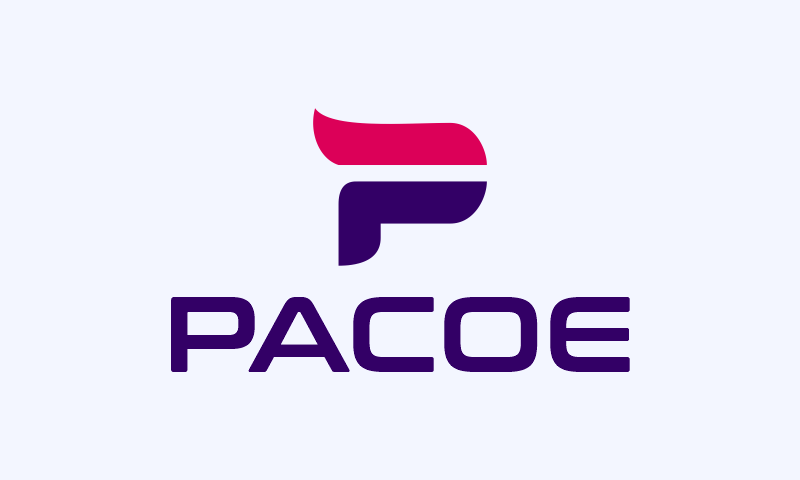 Pacoe - Marketing company name for sale