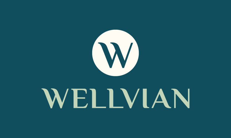 Wellvian - Health domain name for sale