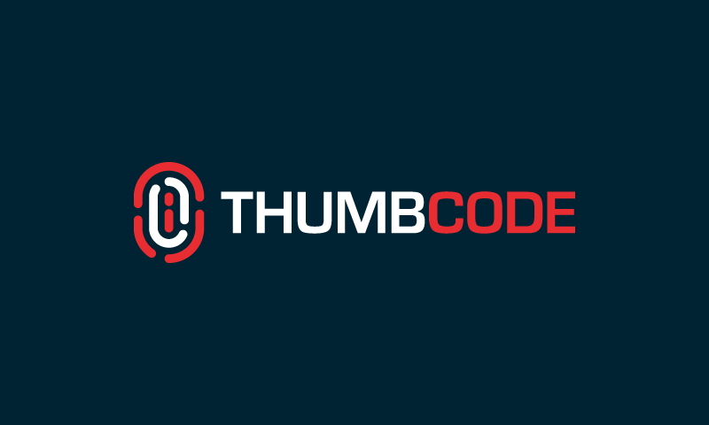 Thumbcode - Potential brand name for sale