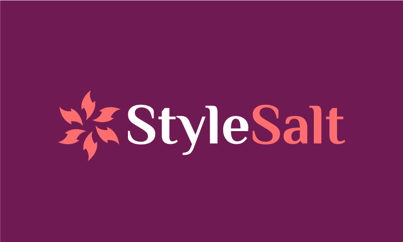 Stylesalt - Fashion company name for sale