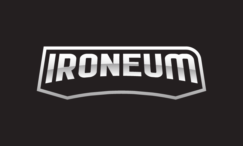 Ironeum - E-commerce startup name for sale