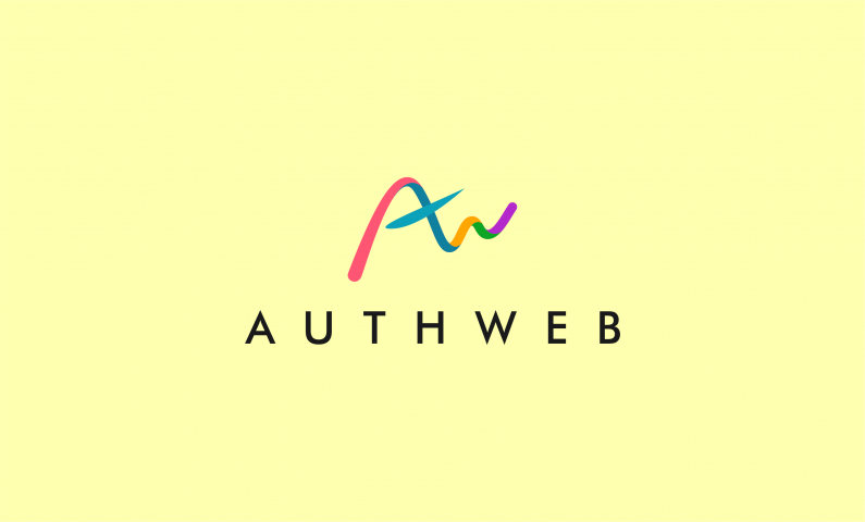 Authweb - Writing product name for sale