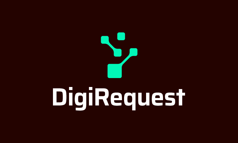 Digirequest - Advertising brand name for sale