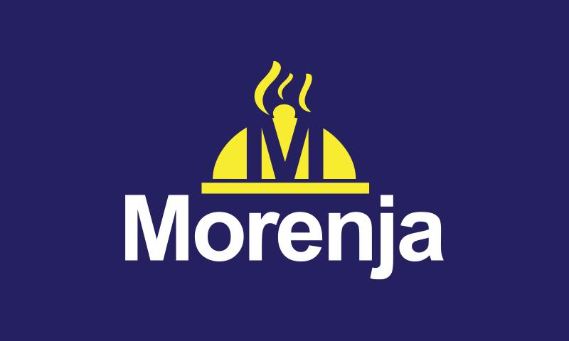 Morenja - Retail brand name for sale