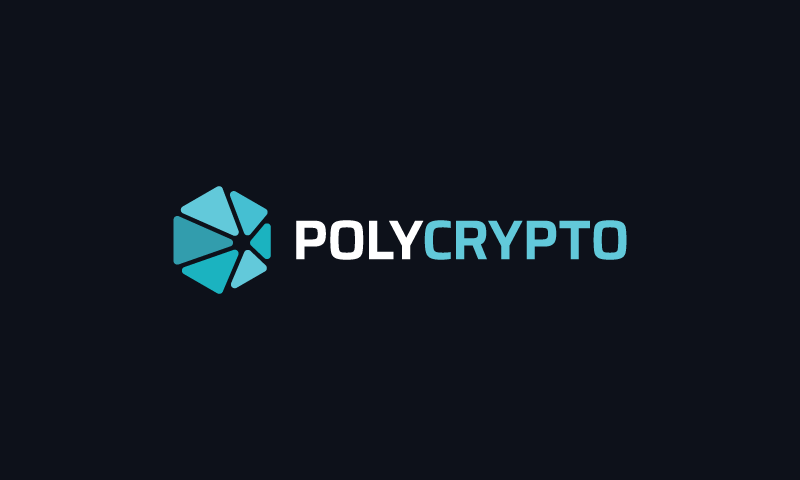 Polycrypto - Cryptocurrency brand name for sale