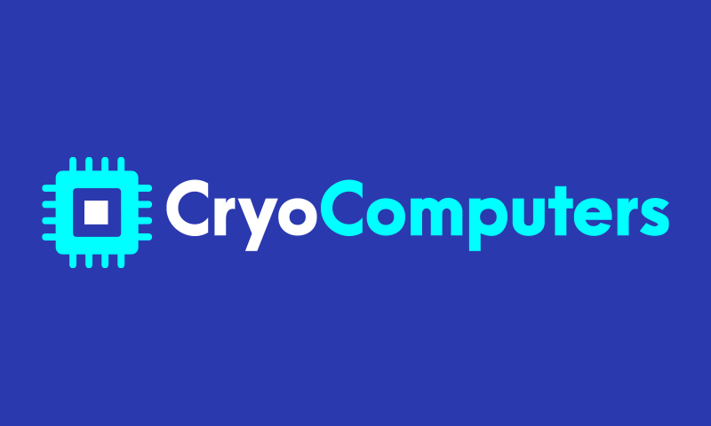 Cryocomputers - Electronics company name for sale