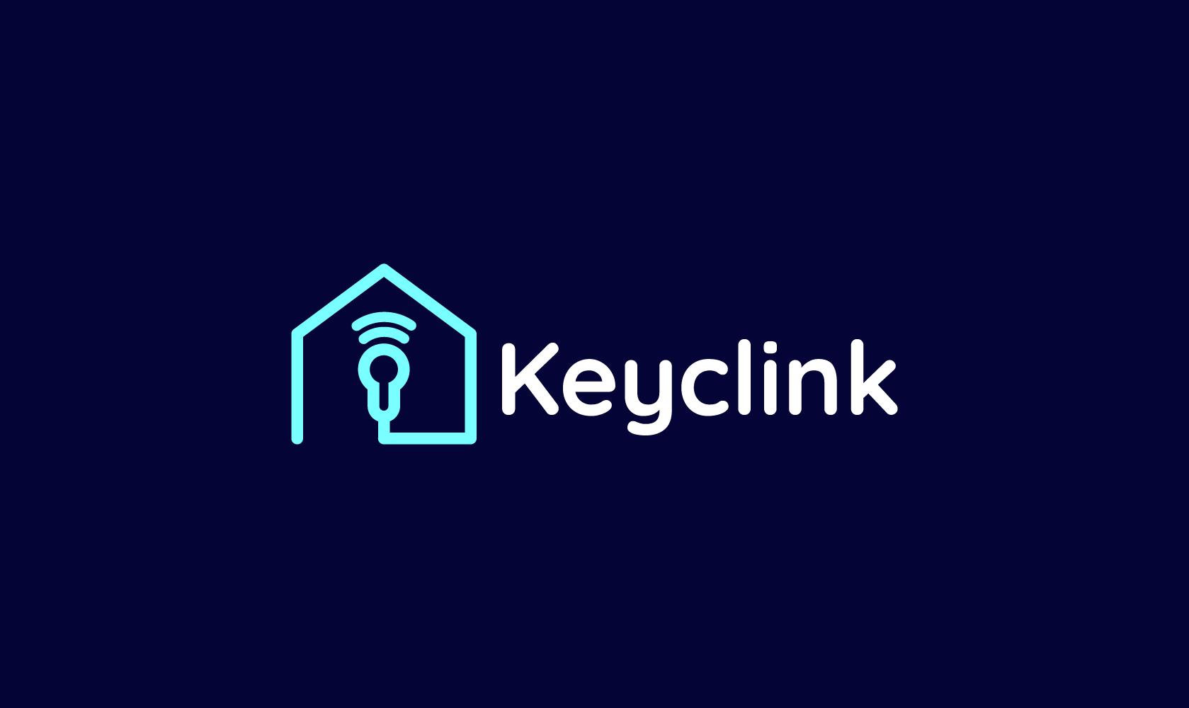 Keyclink - Smart home company name for sale