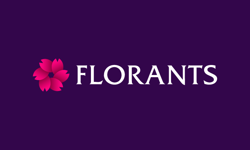 Florants - Beauty business name for sale