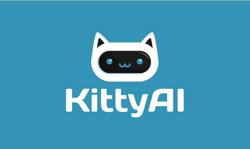 Kittyai - Artificial Intelligence startup name for sale