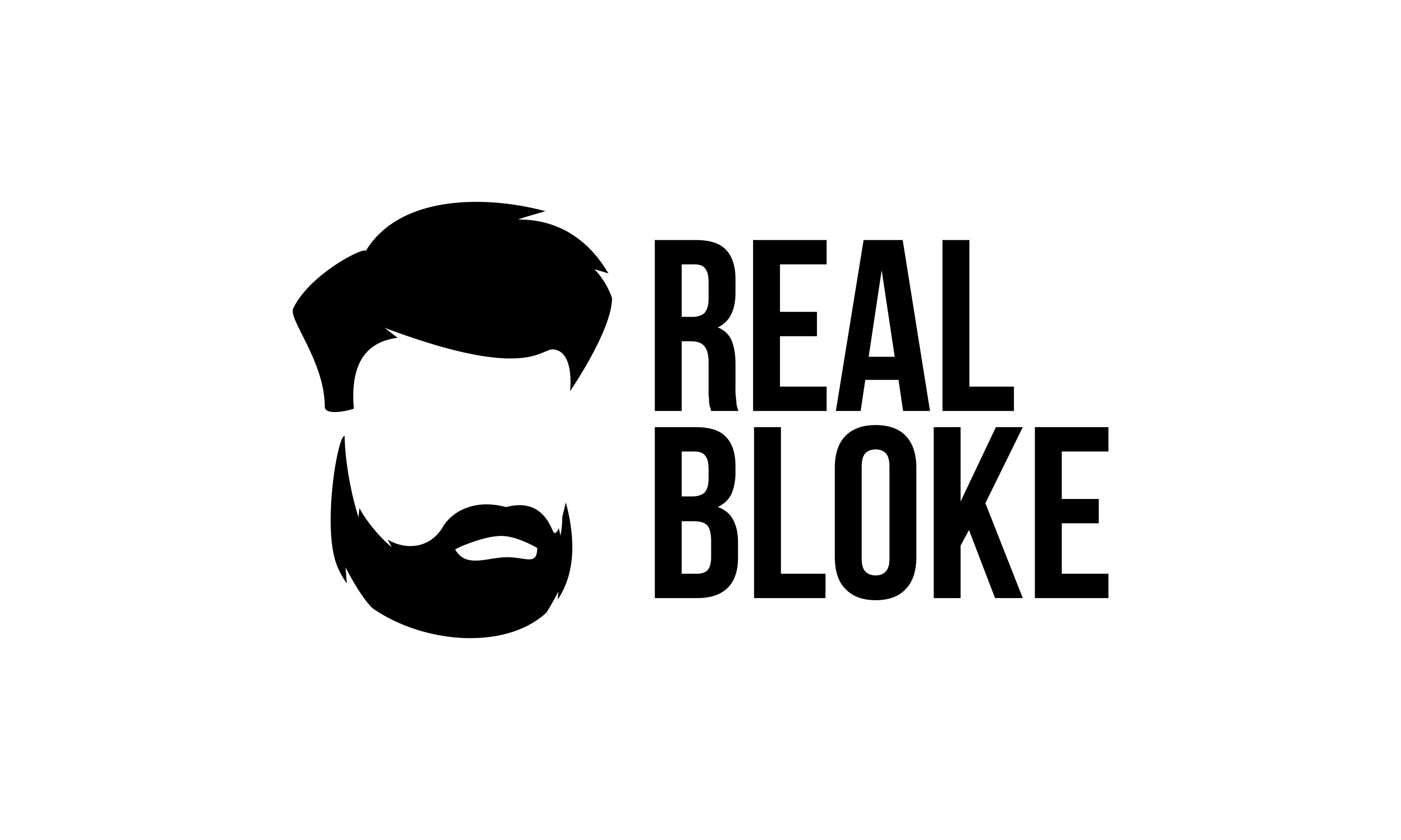 RealBloke logo