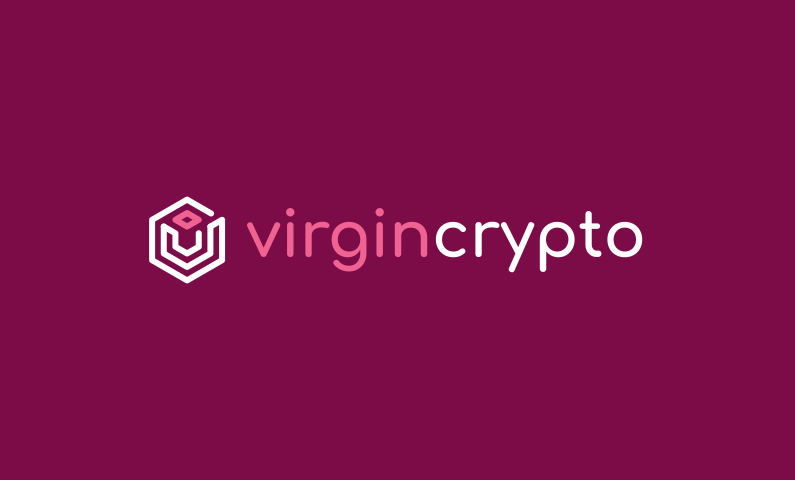 Virgincrypto - A great crypto brand name