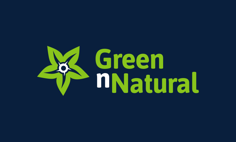 Greennnatural - Environmentally-friendly company name for sale