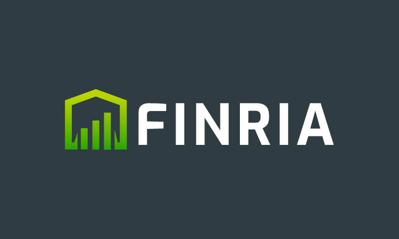 Finria - Finance startup name for sale