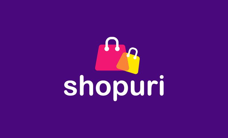 Shopuri - Retail brand name for sale