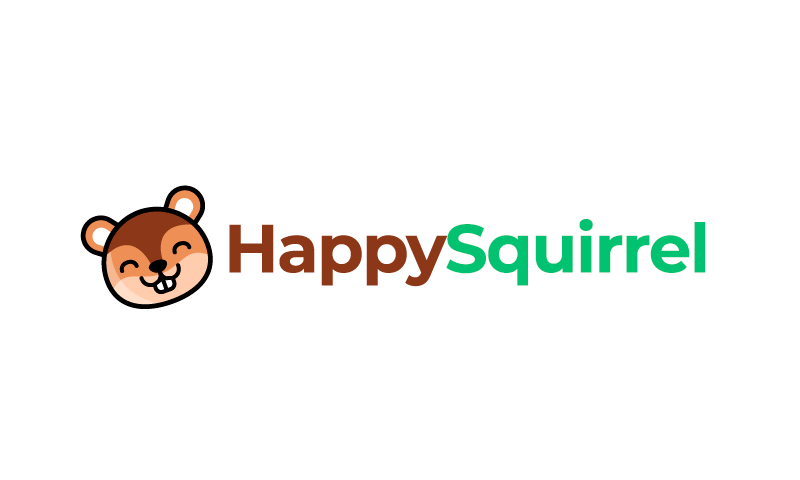 Happysquirrel - Retail company name for sale