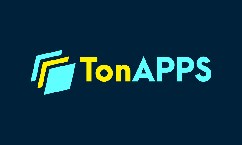 Tonapps - Cryptocurrency brand name for sale