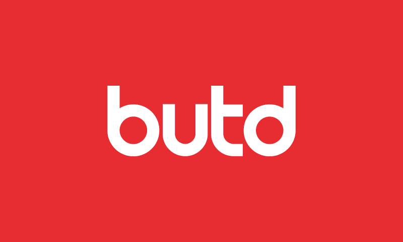 Butd - Retail startup name for sale