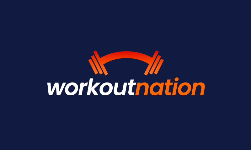 Workoutnation - Healthcare brand name for sale