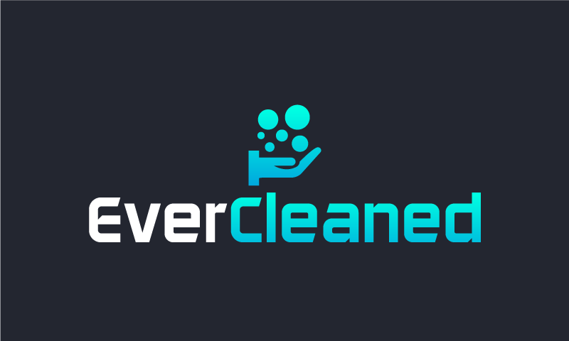 Evercleaned - Retail brand name for sale