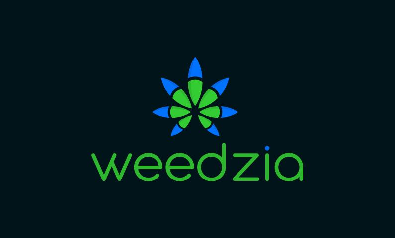 Weedzia logo