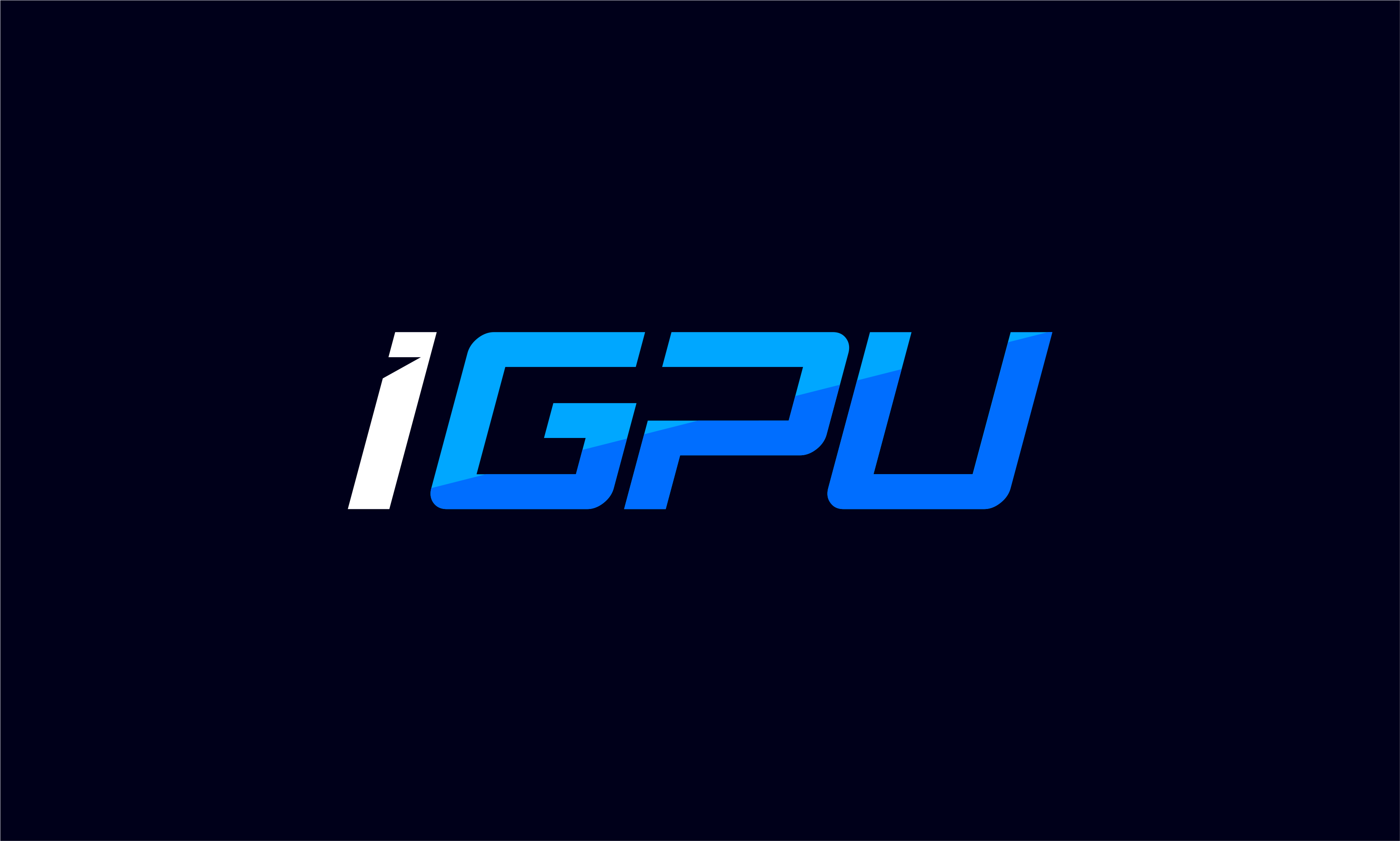 iGPU logo