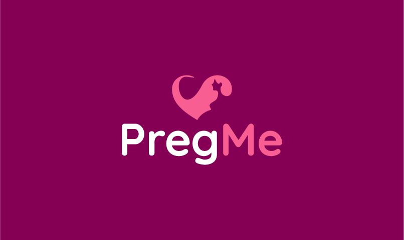 Pregme - Health domain name for sale