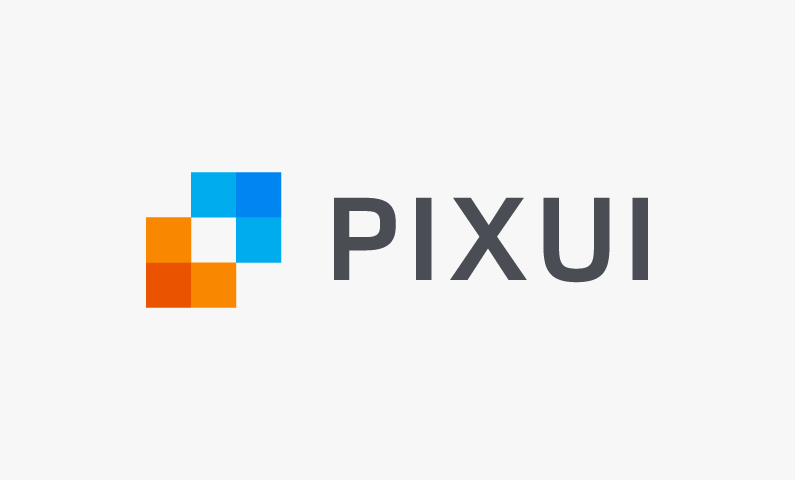 pixui logo - Creative domain name