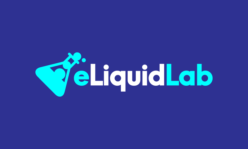 Eliquidlab - Technology business name for sale