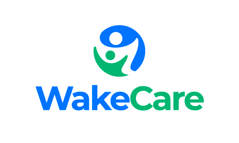 Wakecare - Healthcare startup name for sale