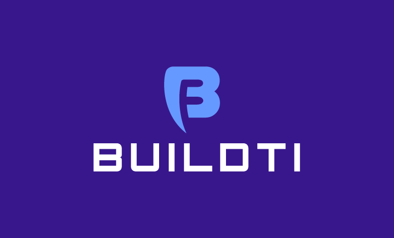 Buildti - Manufacturing product name for sale