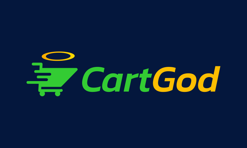 Cartgod - E-commerce brand name for sale