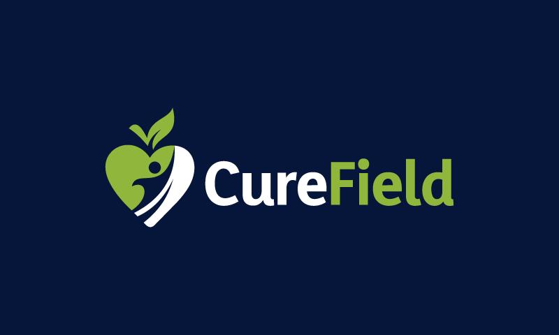CureField logo