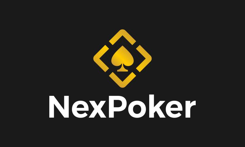 Nexpoker - Gambling domain name for sale