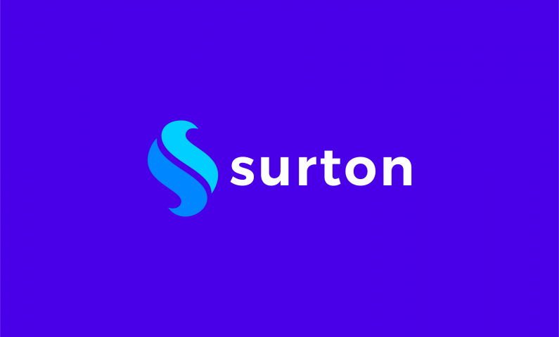 Surton - Abstract 6-letter domain name