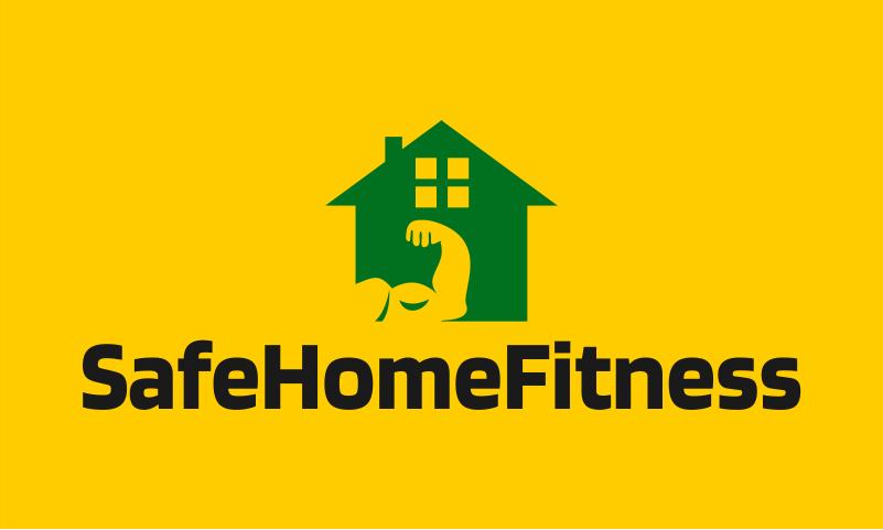 Safehomefitness - Fitness company name for sale