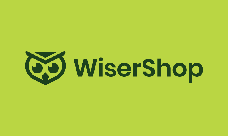 Wisershop - Retail domain name for sale